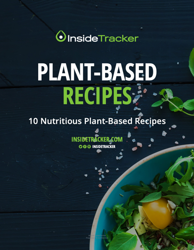 Plant-Based Recipe Ebook_COVER