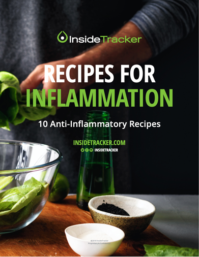 Recipes for Inflammation Cover Only